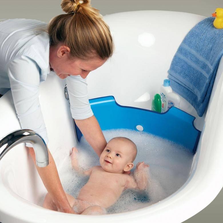 Когда ребенка можно купать в некипяченой воде