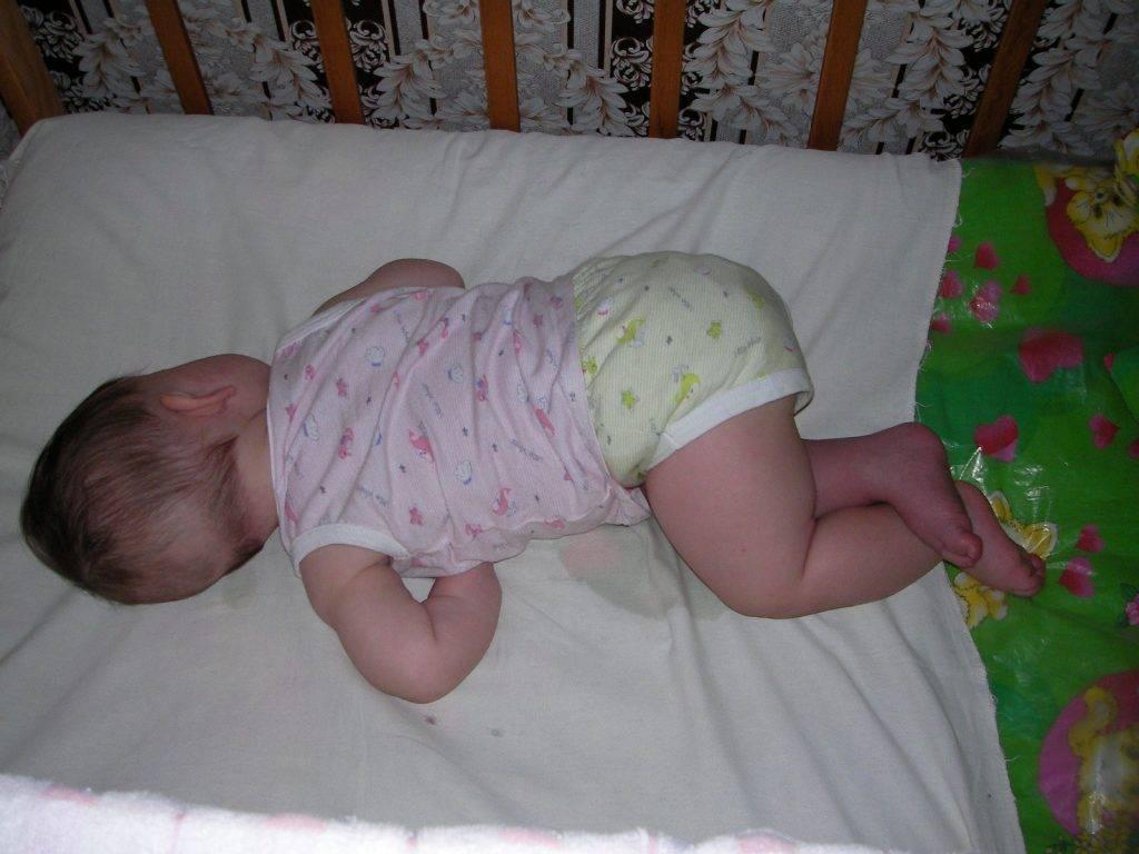 Можно ли ребенку спать на животе ~ детская городская поликлиника №1 г. магнитогорска