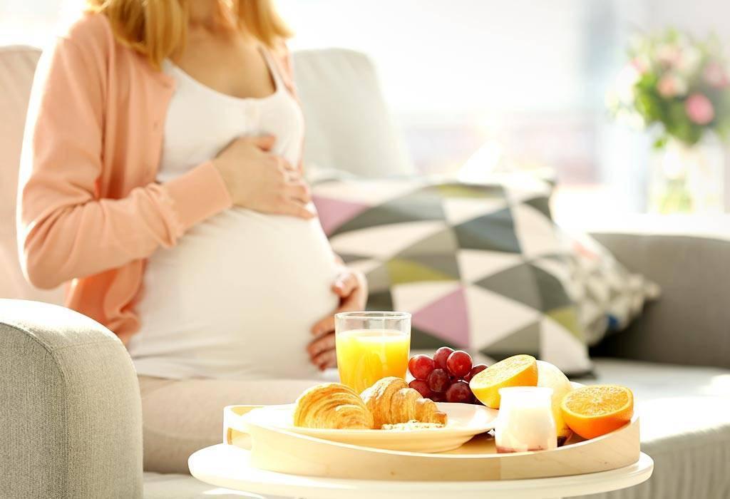 Топ-10 полезных продуктов для беременных женщин