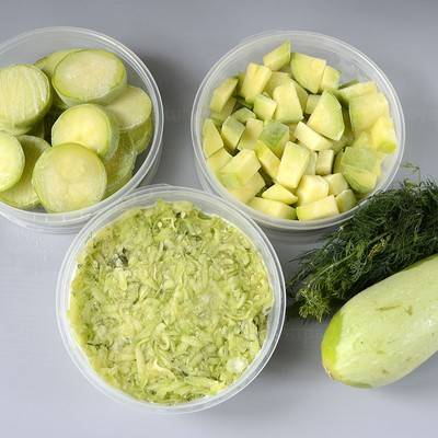 Кабачок для первого прикорма: как приготовить и сколько варить, как заморозить
