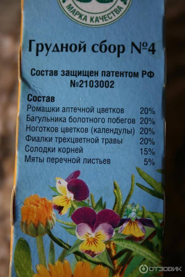 Травы от кашля для детей разного возраста: отвары, настои и способы их приготовления из сухого сырья