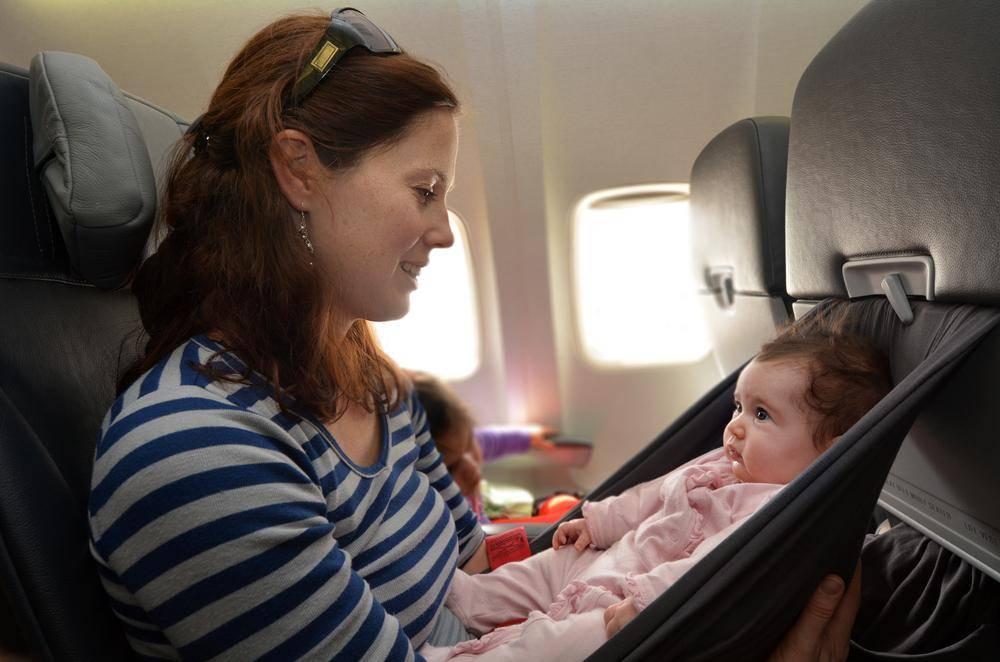 Перелет с ребенком, чем занять ребенка в самолете