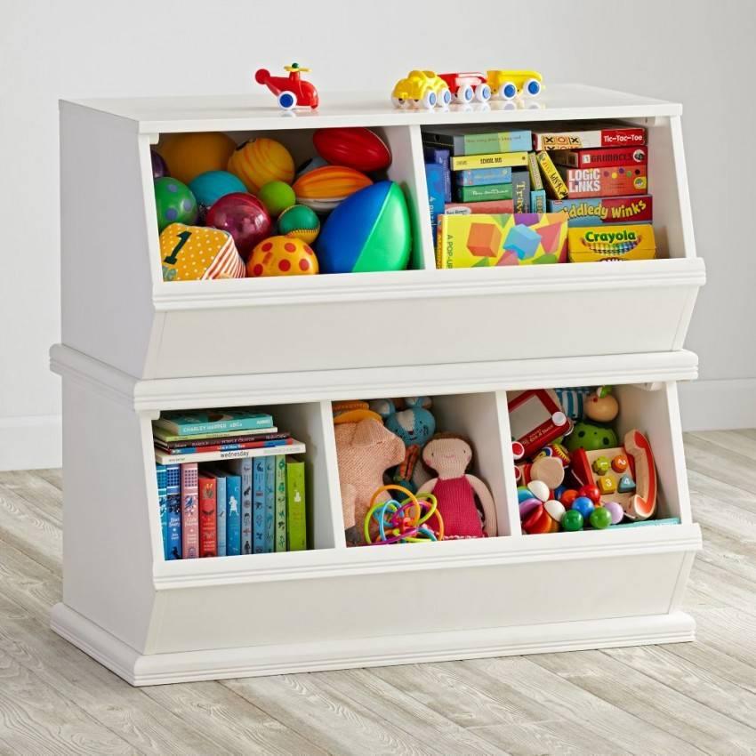 Идеи для хранения игрушек в детской комнате (33 фото)   дом мечты