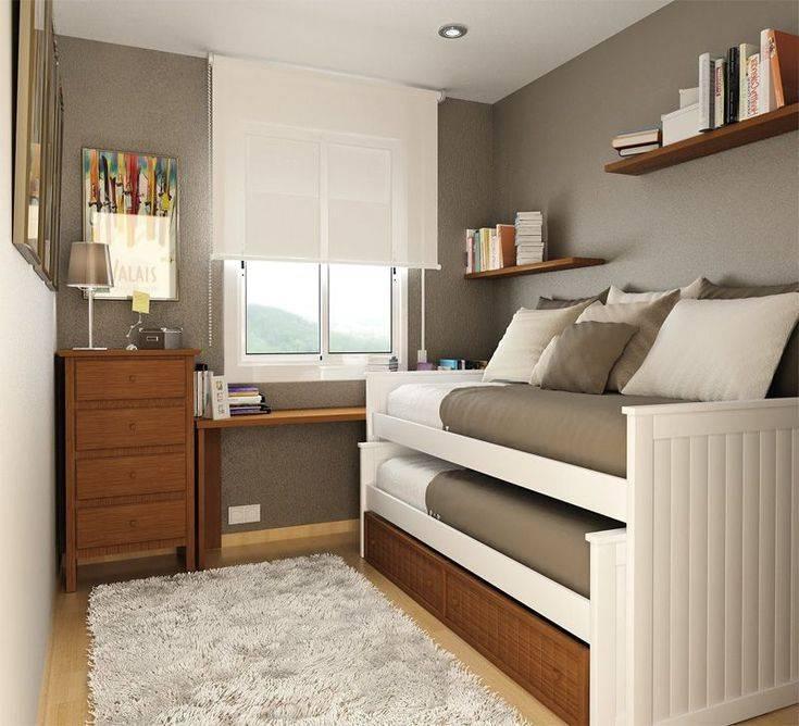 Спальня для мальчика: фото новинок дизайна и красивого сочетания в детской спальне