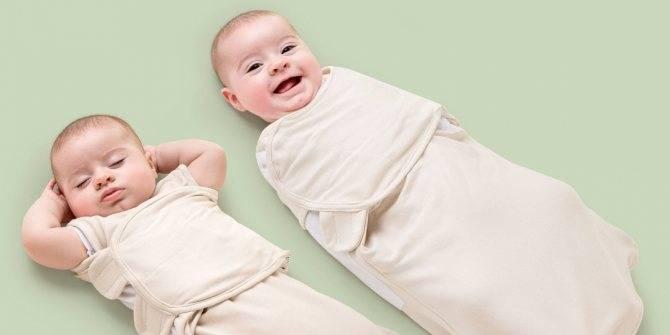 Свободу ручкам и ножкам: как отучить грудного ребенка от пеленания