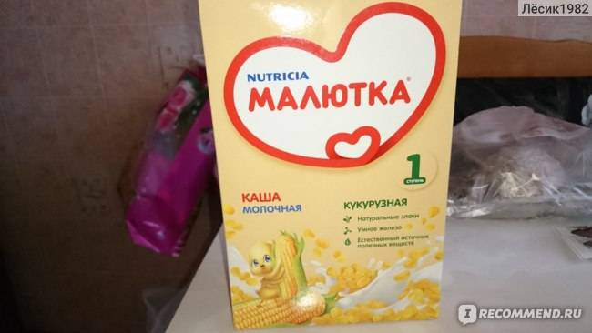 Манная каша детям до года и после года: рецепт для грудничков, жидкая манка для бутылочки / mama66.ru