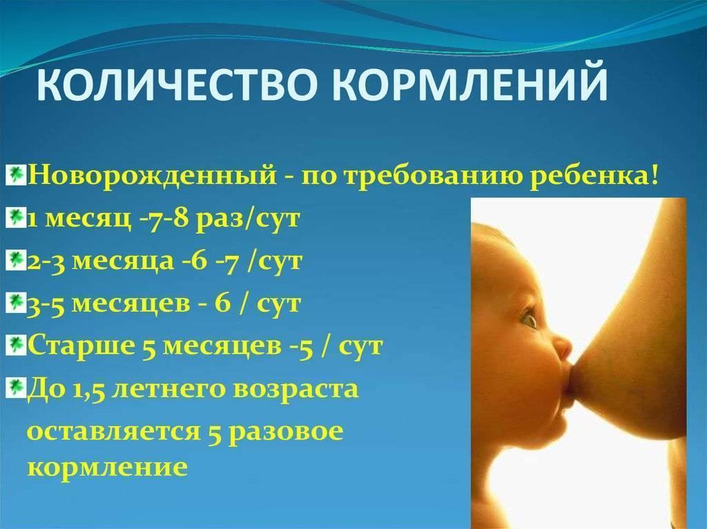 До скольки лет можно кормить ребенка грудным молоком максимум