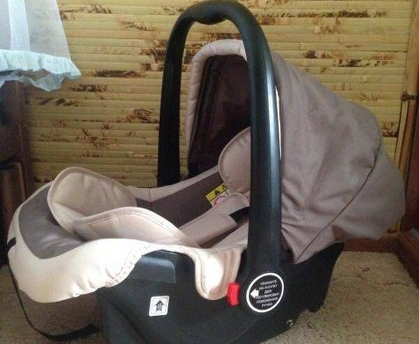 До какого возраста можно использовать автолюльку при перевозке ребенка