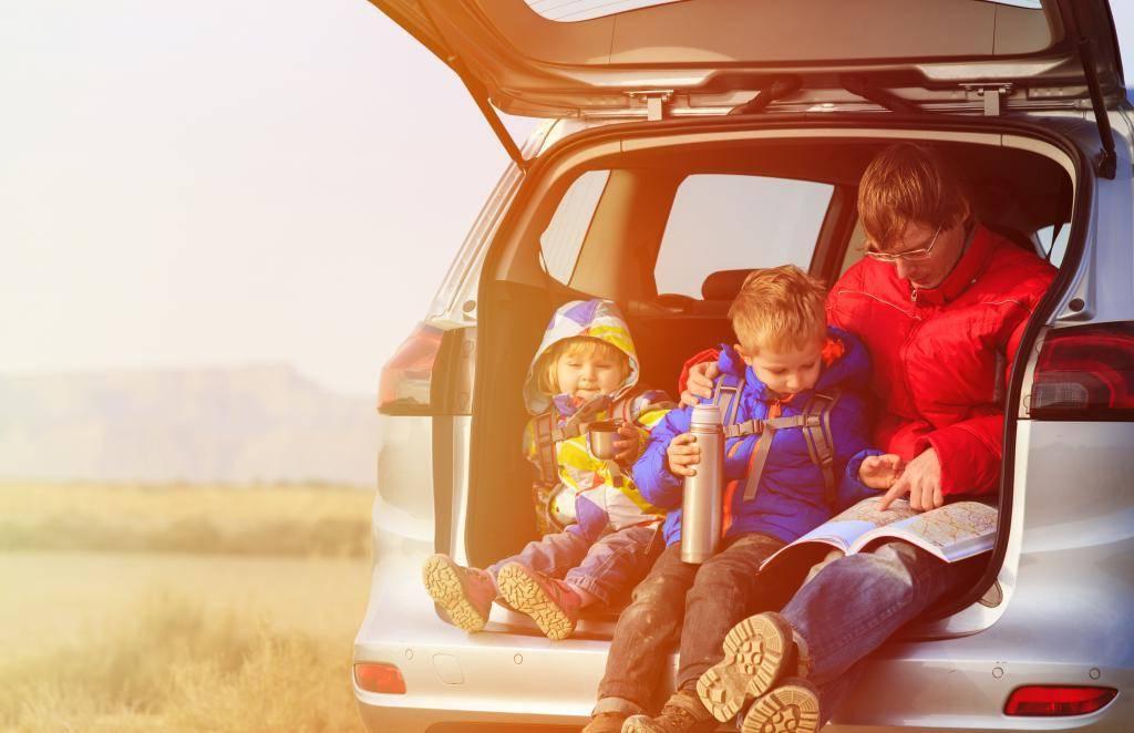 Личный опыт: я месяц путешествовал с семьёй по россии на машине