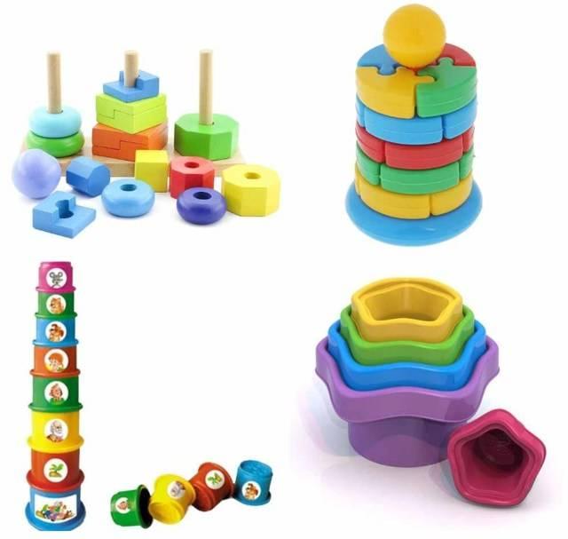 Топ-9 лучших развивающих игрушек для детей от одного года в рейтинге zuzako