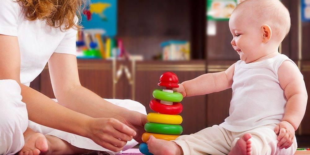 Чем занять ребенка в 2-3 года: развивающие игры и занятия