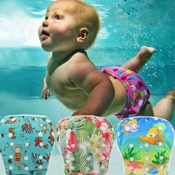 Подгузники для плавания. детские трусики-подгузники libero swimpants :: syl.ru