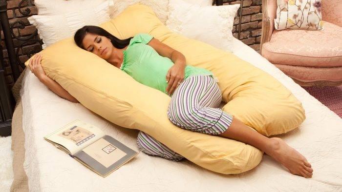 Как правильно и комфортно спать во время беременности?