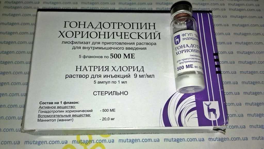 Гонадотропин хорионический в ярославле
