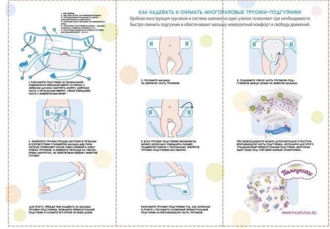 Как часто менять подгузники новорожденному | блог дочки-сыночки