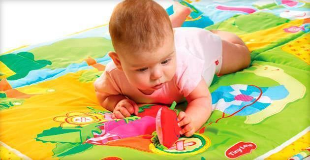 Коврик для ребенка развивающий