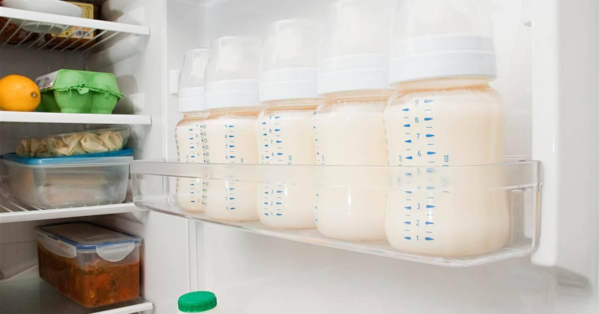 Пакеты для заморозки грудного молока: какие выбрать