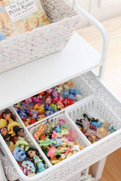 Идеи хранения детских игрушек – лучшие варианты