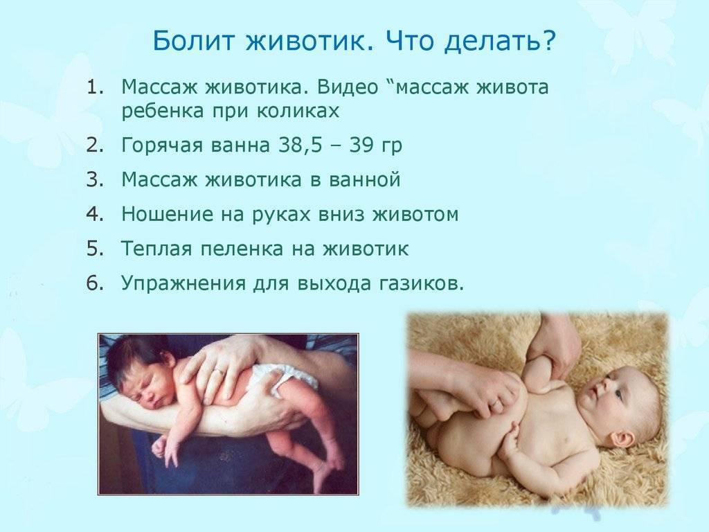 Самое эффективное средство при коликах у младенцев