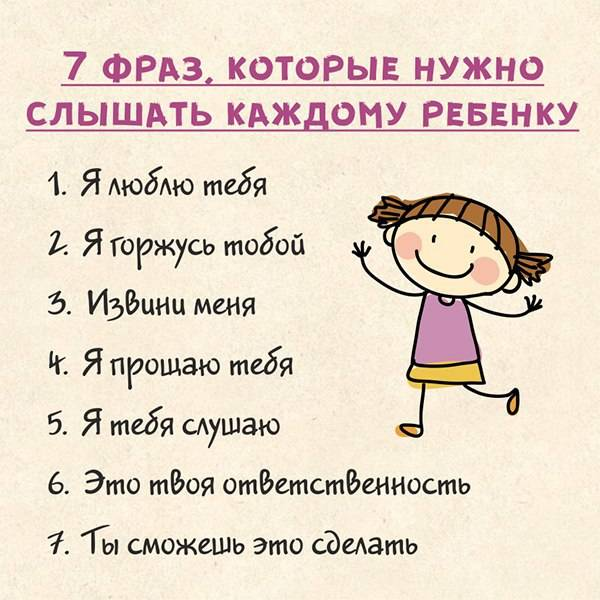 5 фраз-упреков, которые нельзя говорить ребенку, даже когда вы раздражены