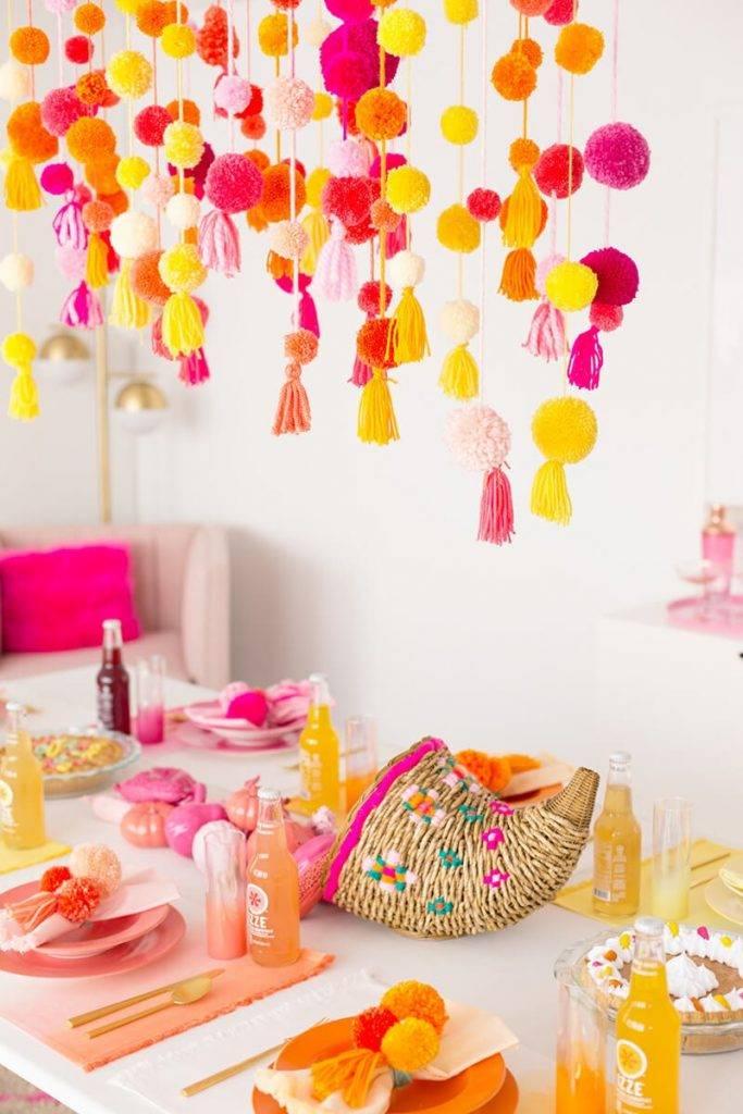 Топ-6 идей как украсить комнату ребёнка на день рождения