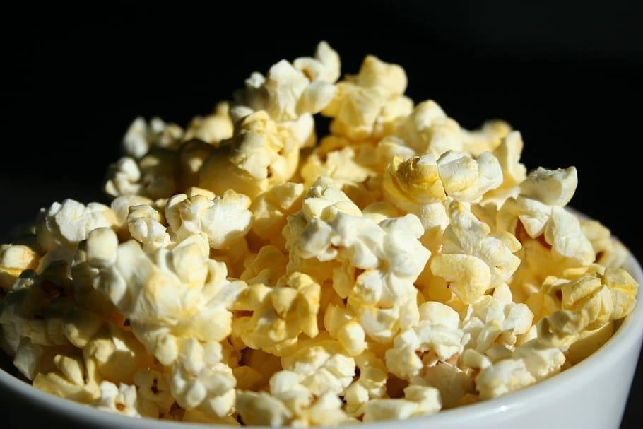 Попкорн при грудном вскармливании