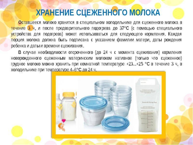 Как правильно сцеживать грудное молоко: руками, молокоотсосом