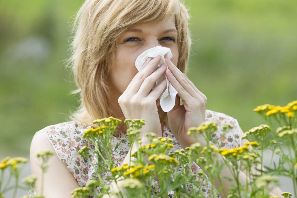 Аллергия на цветение у ребенка