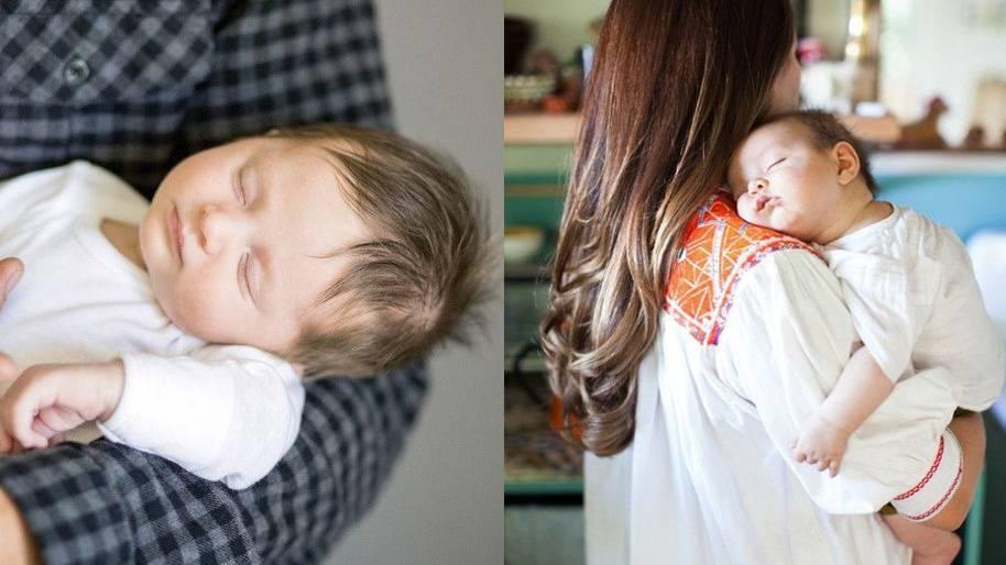 Как отучить ребенка от укачиваний на руках
