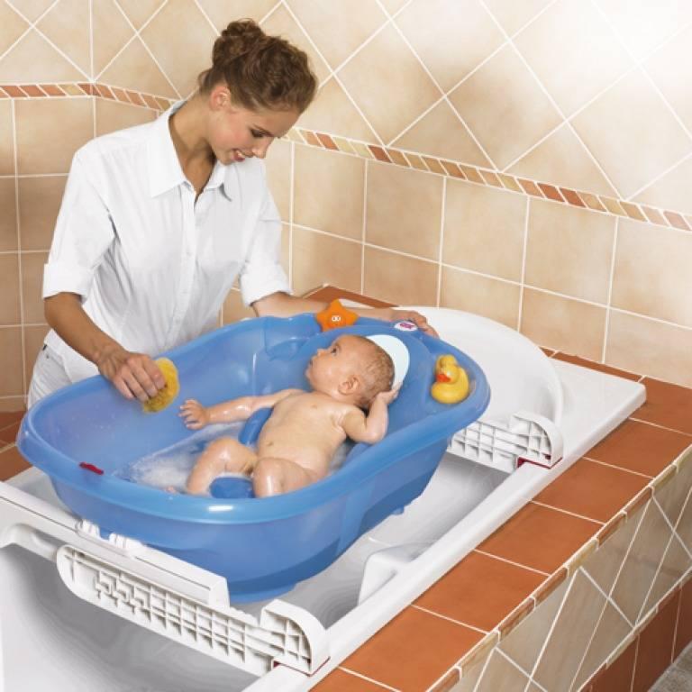 Зачем новорожденному воздушные ванны?