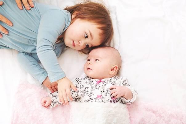 Как подготовить ребенка к появлению второго ребенка