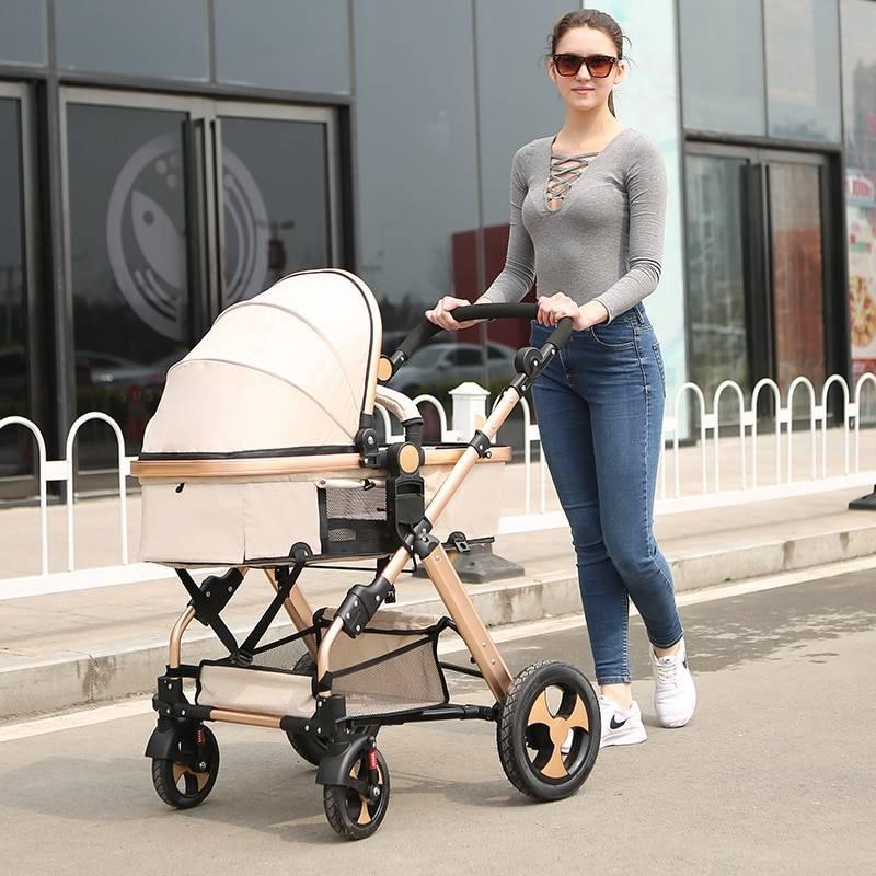 Самые крутые и дорогие детские коляски для новорожденных и детей постарше: обзор необычных моделей