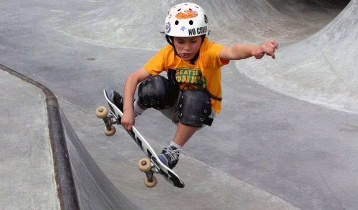 Как правильно выбирать и купить скейтборд для начинающих детей