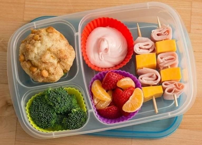 Полезный завтрак для школьника