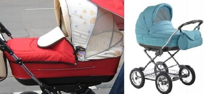 Зимняя коляска для новорожденного: как выбрать?