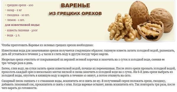Чем полезны орехи при беременности