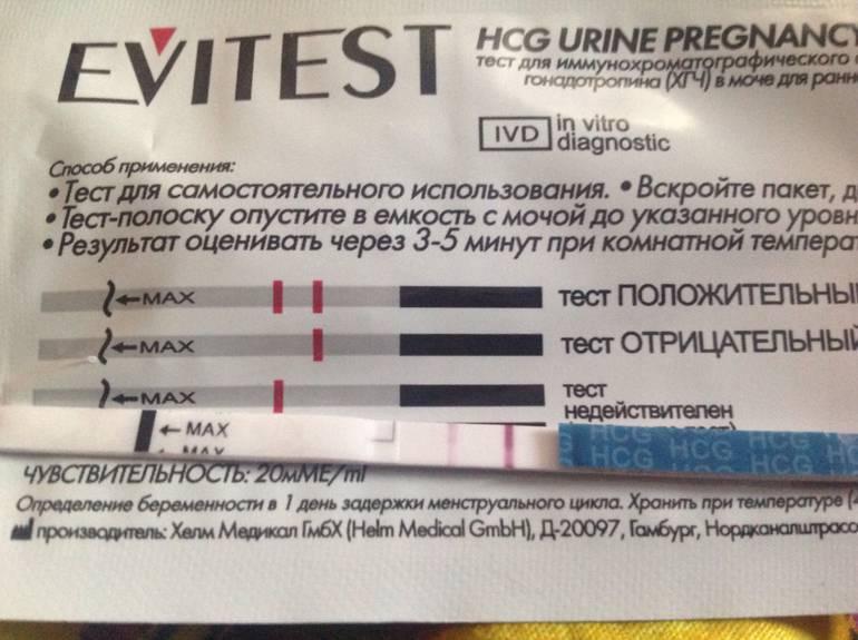 Просроченный тест на беременность... - страна мам