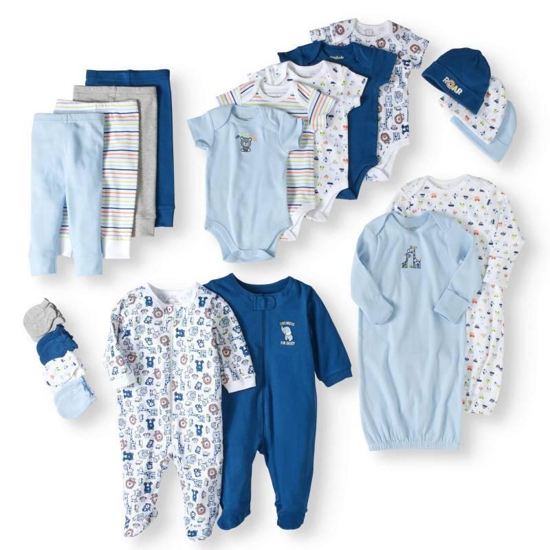 Список необходимых вещей для новорожденного на зиму: в первые месяцы жизни