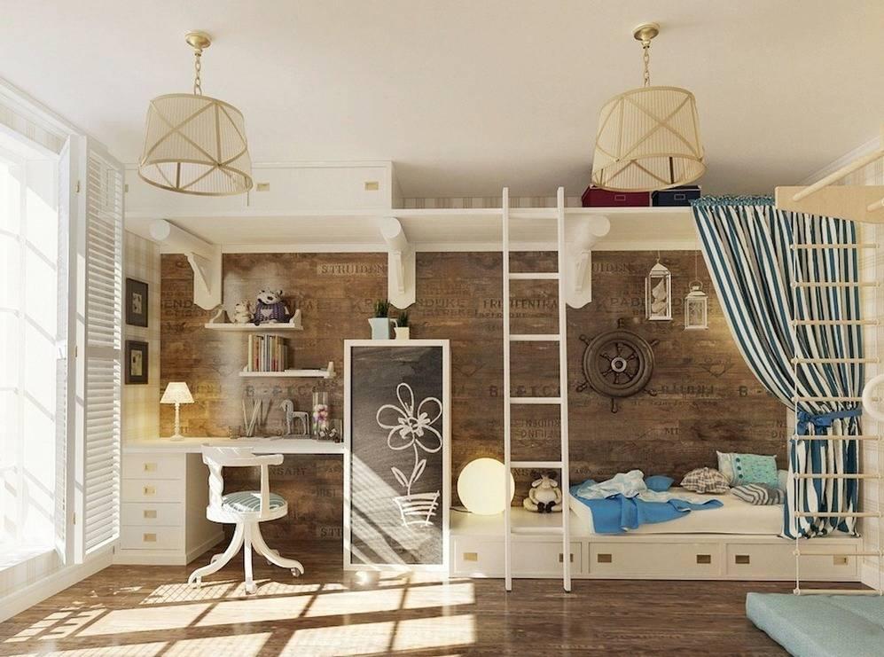 Комната для подростков в стиле лофт: как создать хорошую детскую, особенности дизайна и фото с примерами спален для вашего ребенка