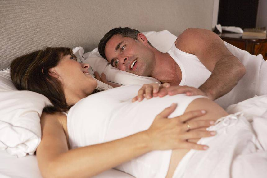 Зуд на груди, руках, животе и в интимной зоне у беременных
