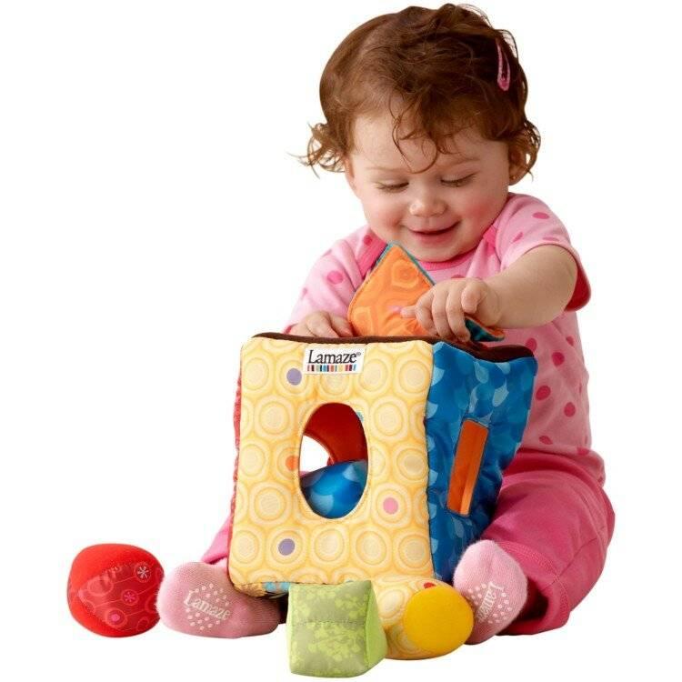 Развивающие игры с ребенком от 9 месяцев. часть 1