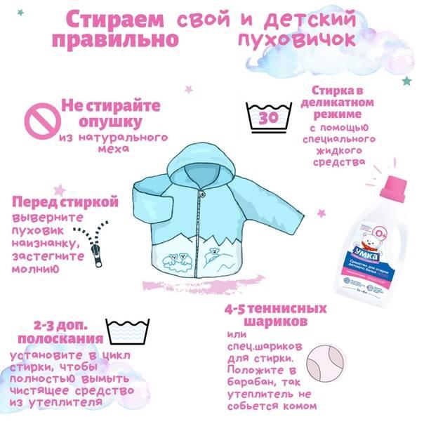 Чем стирать вещи для новорожденного?