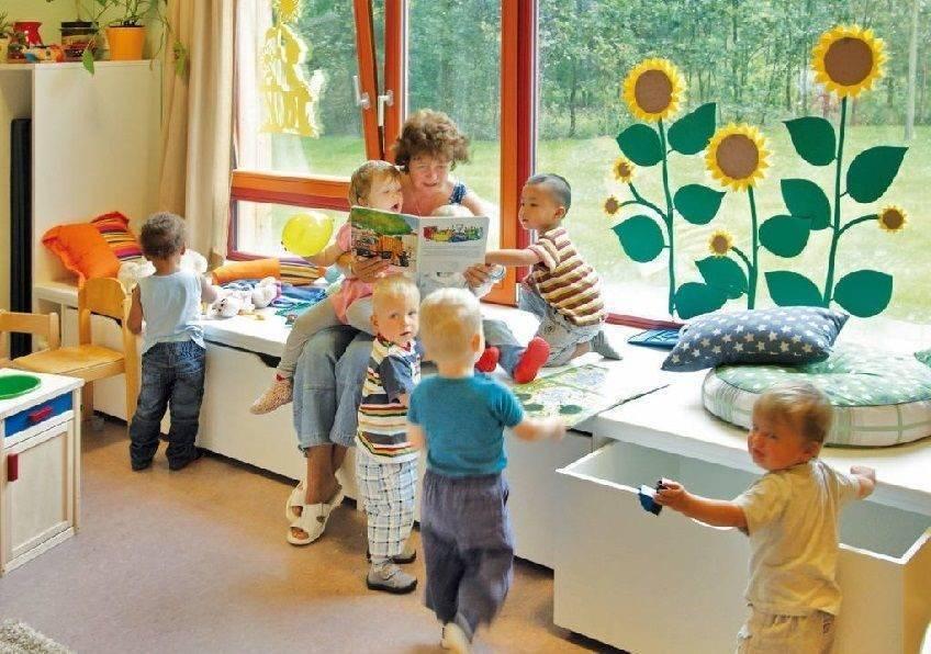 Как выбрать хороший детский сад для первенца