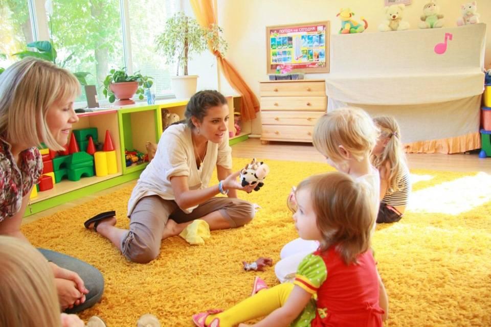 Как выбрать детский сад для ребенка