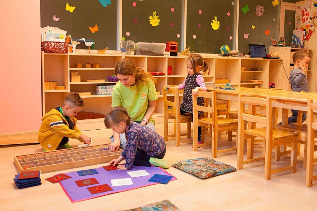 Как выбрать детский сад для ребенка?