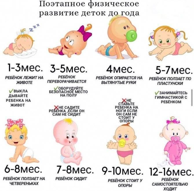 Что может и должен уметь ребенок в 2 месяца: навыки и показатели развития мальчика и девочки - kidspower - дети, цветы жизни!