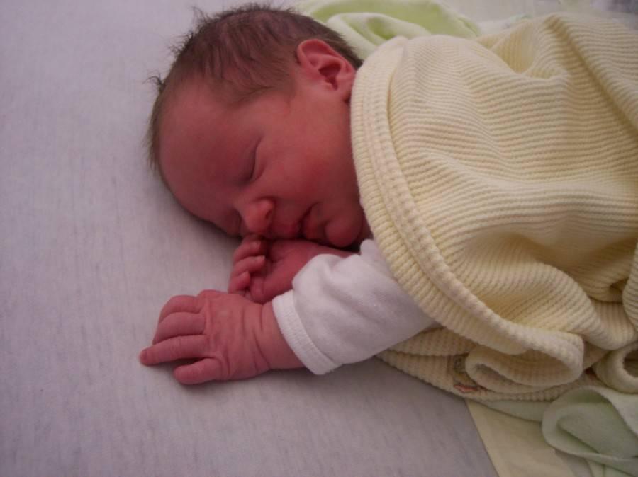 Время сна младенца по месяцам