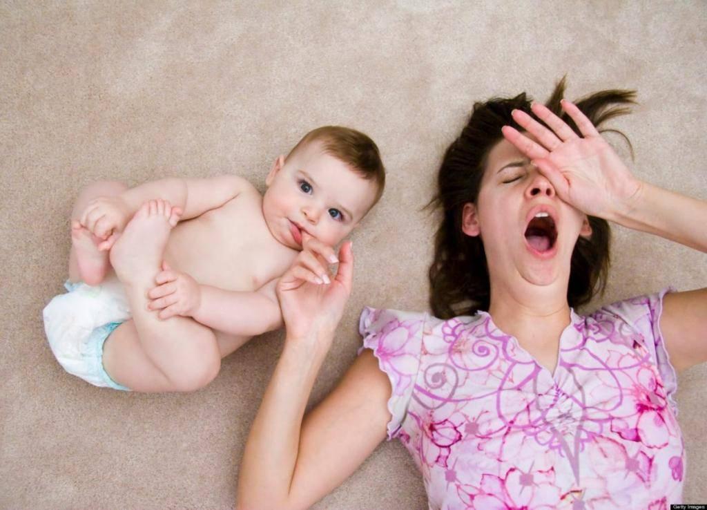 Если ребёнок доводит до нервного срыва