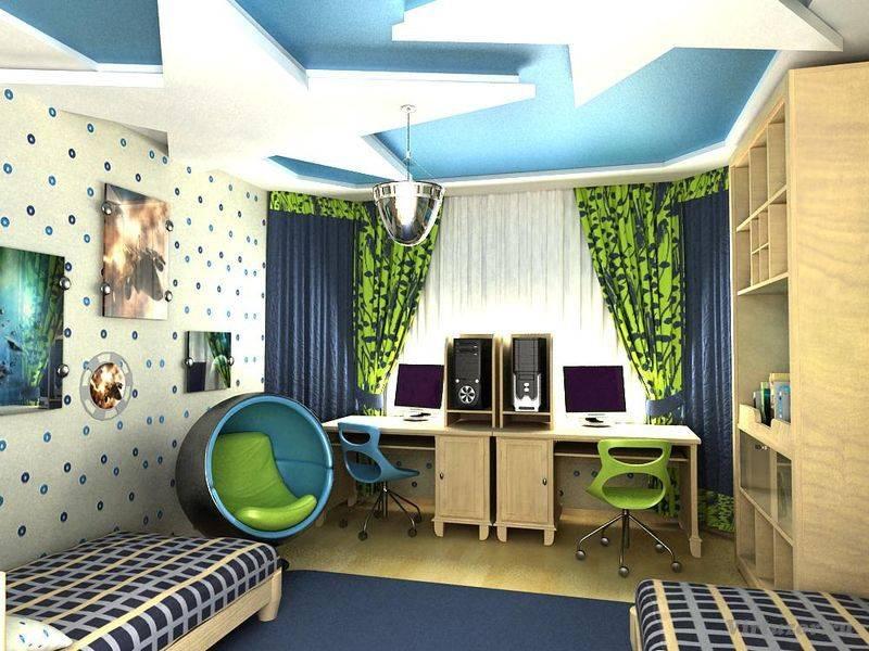 Дизайн детской в хрущёвке: выбираем мебель, разделяем зоны маленькой комнаты