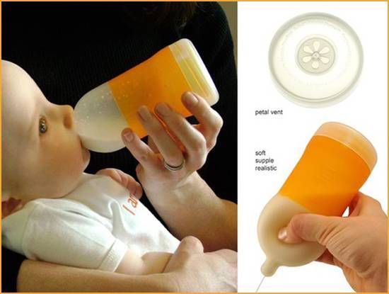 Как отучить ребенка от соски и бутылочки